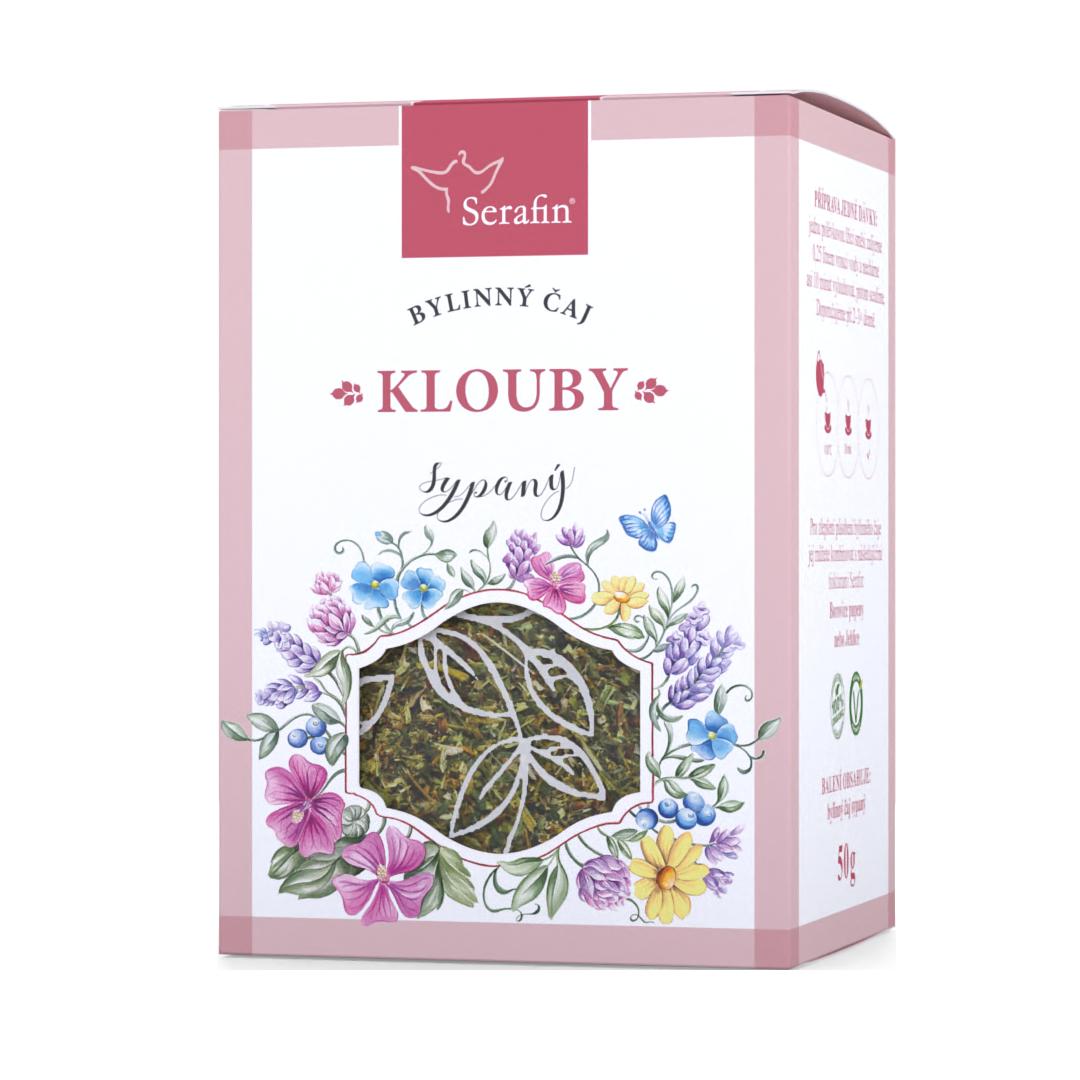 Klouby – sypaný čaj
