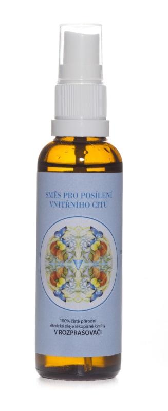 Směs pro posílení vnitřního citu - živlová aromaterapie VODA