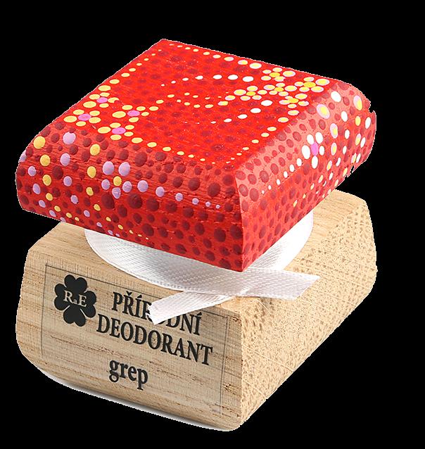Přírodní deodorant - grep