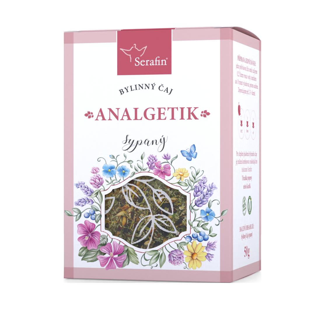 Analgetik – sypaný čaj