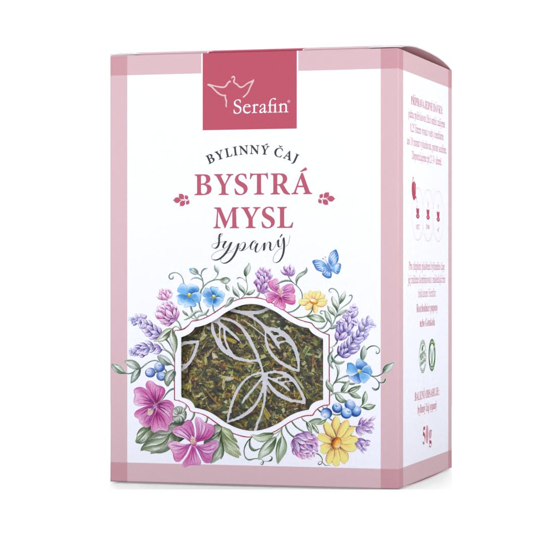 Bystrá mysl – sypaný čaj