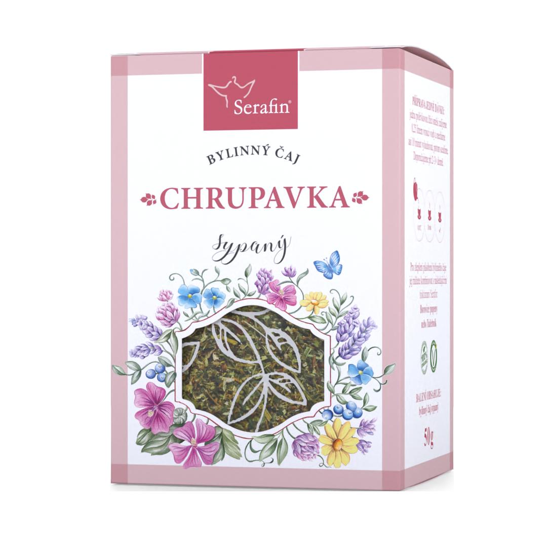 Chrupavka – sypaný čaj