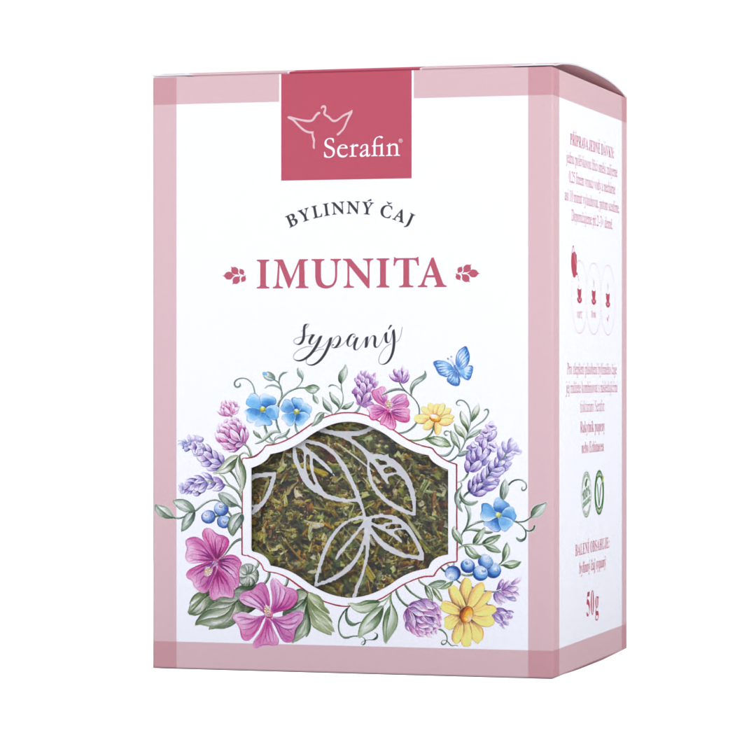 Imunita – sypaný čaj
