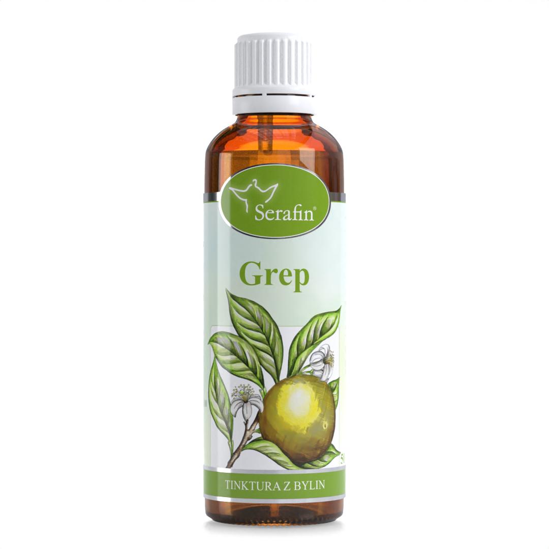Grep – tinktura z bylin